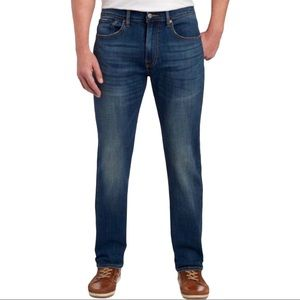 Men's Lucky Brand Heritage 121 slim fit jeans